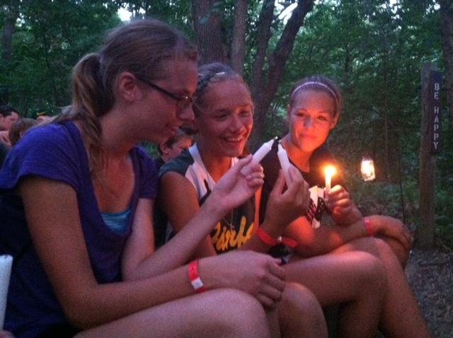magic hill candle