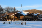 Winter at camp