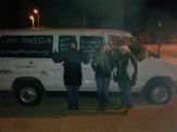 Hantesa staff at Boone Holiday Parade